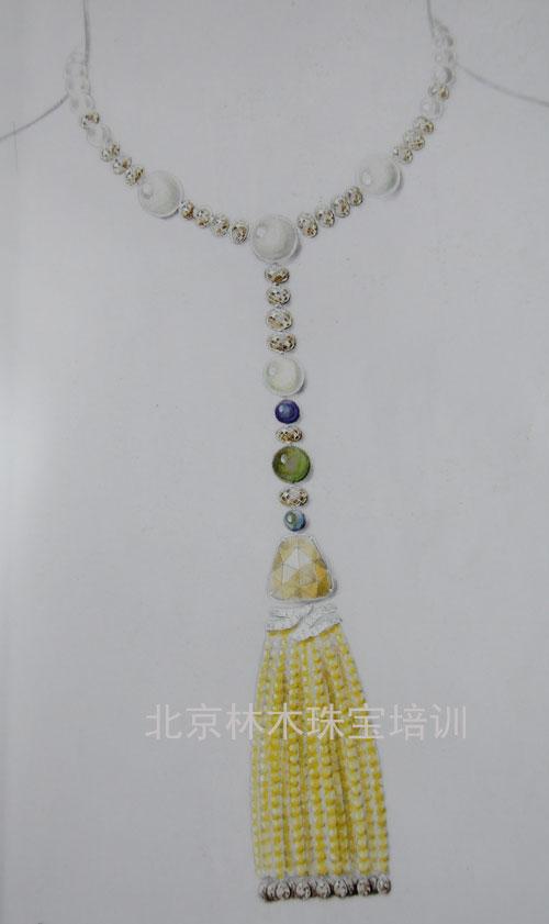《珍珠项链》